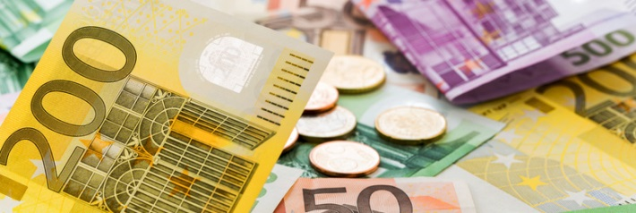 Sommerberg Anlegerrecht - Euroscheine